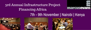 3rd Annual Infrastructure Project Financing Africa