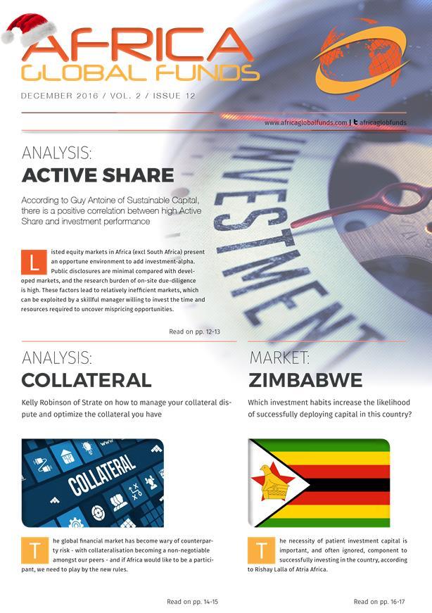 Africa Global Funds magazine: November 2016 issue