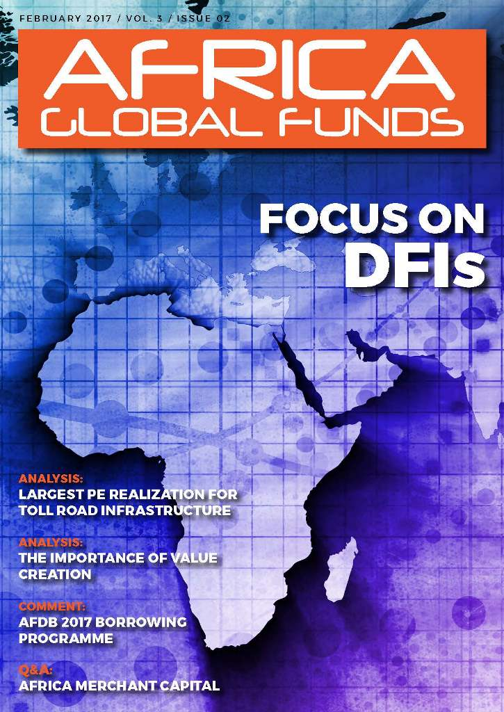 Africa Global Funds magazine: February 2017 issue