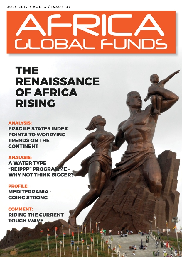 Africa Global Funds magazine: July 2017 issue