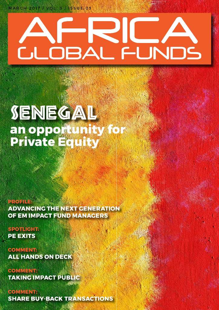 Africa Global Funds magazine: March 2017 issue