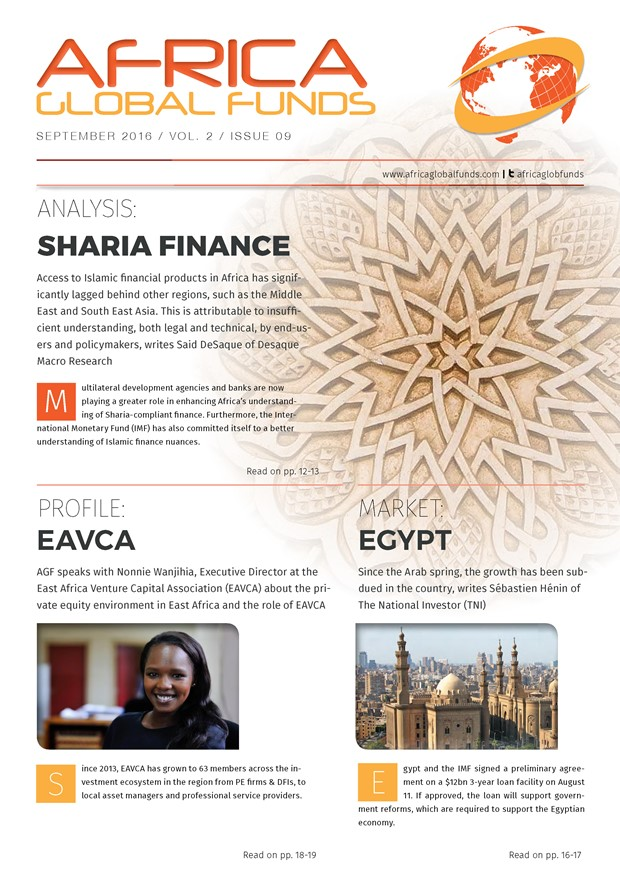 Africa Global Funds magazine: September 2016 issue