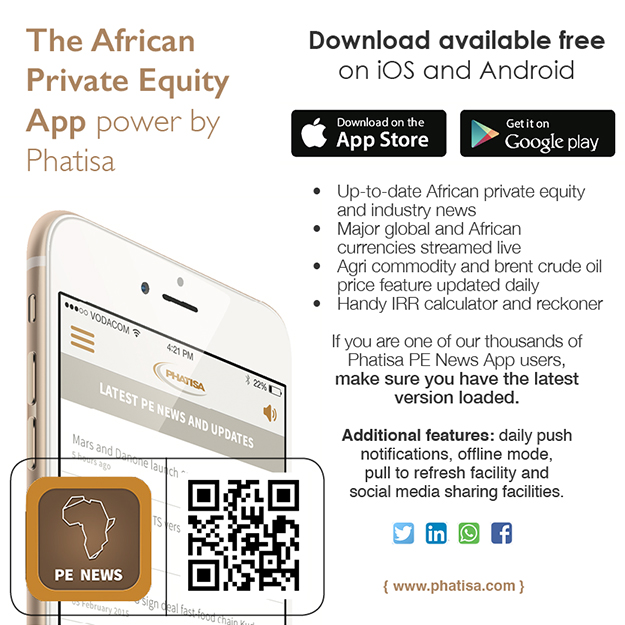 Phatisa IRR calclulator app - AGF partnership
