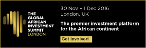 The Premier Investment Platform for the African Continent