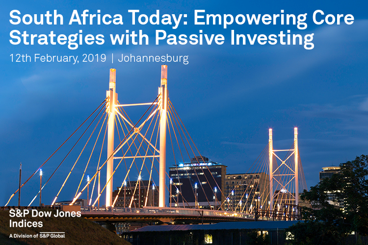 <p><strong>What are the key drivers in South Africa's reinvention of itself to stimulate economic growth? As the investment landscape continues to evolve, join S&P Dow Jones Indices us to keep pace with the latest innovations and learn where passive investing fits into the equation. Along with leading practitioners, we'll discuss core investment allocations, the next generation of portfolio management tools, and banks' new core products and their risk/return characteristics. Our keynote – Daniel Mminele, Deputy Governor of SARB – will uncover the drivers for South African inflation.</strong></p>