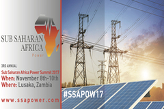 <p>In November 2017, Lusaka, Zambia will play host to Sub-Saharan Africa's No.1 Business to Business Power event, which will bring together the senior decision makers from across the Sub Saharan African continent.</p>