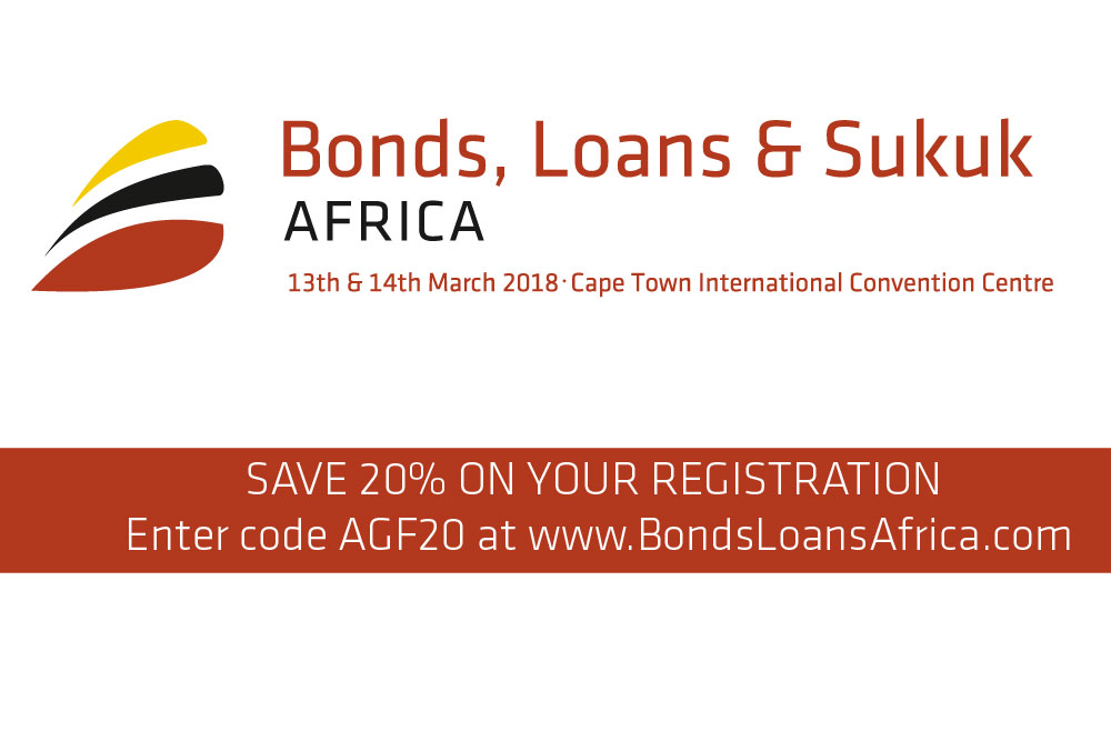 <p>With over 390 senior decision-makers attending, Bonds, Loans & Sukuk Africa is the only conference where you can engage in real business deals, and to discuss the latest developments in the African structured finance and debt markets.</p>