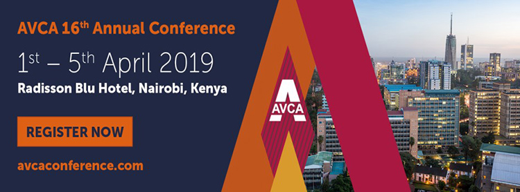 "<p dir=""ltr"">The Annual AVCA Conference is the largest global Africa focused private equity conference. The conference showcases the vast investment opportunities in Africa, to global investors.</p>  <p dir=""ltr"">Starting in 2003 in Cameroon, AVCA has held conferences in Botswana, Egypt, Ethiopia, Ghana, Kenya, Nigeria, Morocco, Senegal, South Africa, and Tunisia. This year, AVCA returns to Nairobi, Kenya to hold its 16th Annual Conference. Kenya is ranked as the second most attractive country for private equity investments in Africa for the next three years, and a key investment destination in East Africa.</p>  <p>Register for the 16th Annual AVCA Conference, and join over 400 global delegates defining Africa's growth story.</p>"
