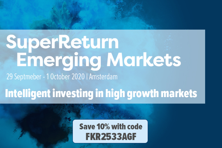 "<p dir=""ltr"">Intelligent investing in high growth markets.<br> <br> 24 June - 26 June 2019<br> Hotel Okura, Amsterdam<br> <br> 10% Discount – VIP code: FKR2492AGFL<br> <a href=""https://goo.gl/3FNwJd"">Visit website</a></p>  <p dir=""ltr"">Here's 5 reasons why <a href=""https://bit.ly/2UtLceb"">SuperReturn Emerging Markets</a> is Europe's #1 forum for uniting private equity investors in emerging economies.</p>  <ol> 	<li dir=""ltr""> 	<p dir=""ltr"">Unmatched networking opportunities. 120+ LPs and 120+ GPs at Europe's meeting place for growth market investors.</p> 	</li> 	<li dir=""ltr""> 	<p dir=""ltr"">New for 2019 – The Impact Investing Workshop. Learn how to define, implement and scale impact investing successfully.</p> 	</li> 	<li dir=""ltr""> 	<p dir=""ltr"">In-depth focus on Africa and boosting your fundraise. Head to our summit day on 24th June for the Africa and Fundraising Summits.</p> 	</li> 	<li dir=""ltr""> 	<p dir=""ltr"">Hear from the leading experts including Robert Guest, Foreign Editor, The Economist.</p> 	</li> 	<li dir=""ltr""> 	<p dir=""ltr"">40% discount for domestic firms in Africa, Latin America, China, South and South-East Asia*. Do you <a href=""https://finance.knect365.com/superreturn-emerging-markets/purchase/select-package?vip_code=FKR2492AFG&amp;utm_source=Africa%20Global%20Funds&amp;utm_medium=Web&amp;utm_campaign=FKR2492%20-%20AFG%20listing&amp;utm_content=FKR2492AFG"">qualify</a>?</p> 	</li> </ol>  <p dir=""ltr"">For more information or to register:</p>  <p dir=""ltr"">call: +44 (0)20 3377 3279</p>  <p dir=""ltr"">email: <a href=""mailto:gf-registrations@knect365.com"">gf-registrations@knect365.com</a></p>  <p dir=""ltr"">or visit the website: <a href=""https://bit.ly/2UtLceb"">https://bit.ly/2UtLceb</a></p>  <p> </p>  <p dir=""ltr"">*Subject to validation. Please note companies must be solely in these countries and not have international offices.</p>"
